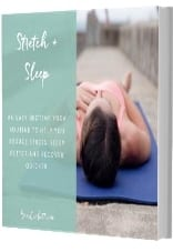 Grab your Stretch and Sleep Guide now