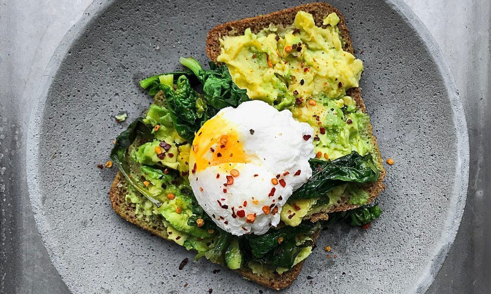 Recovery Recipe: The ultimate post-run breakfast